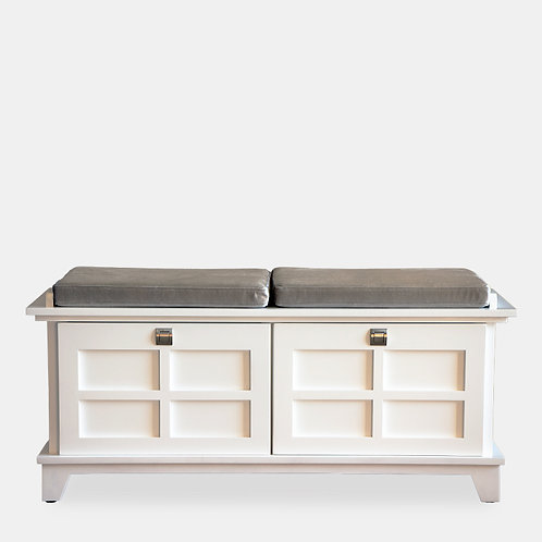 REZ Storage Bench (White)