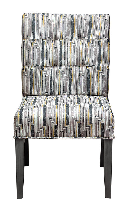 Elite Side Dining Chair-Pattern Fabric
