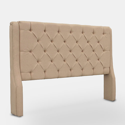 Solar King Headboard (Beige)