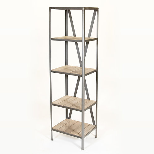 Vintage 5 Shelf