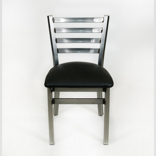 Ladder Back Chair (Metal)
