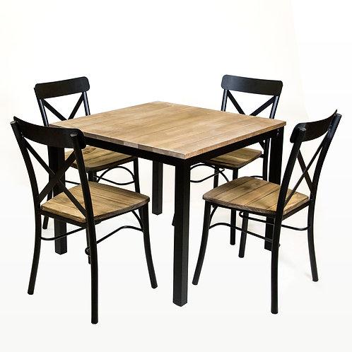 Standard Square Vintage Table