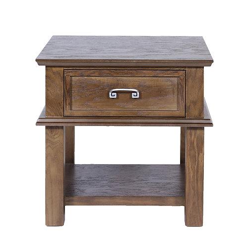 Cavali Side Table (Tabacco Color)
