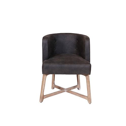 Torino Chair (Charcoal)