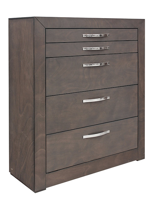 Mandir Dresser-Grey