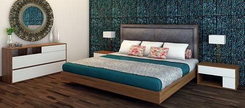 Class Bedroom Set (Oak Veneer)