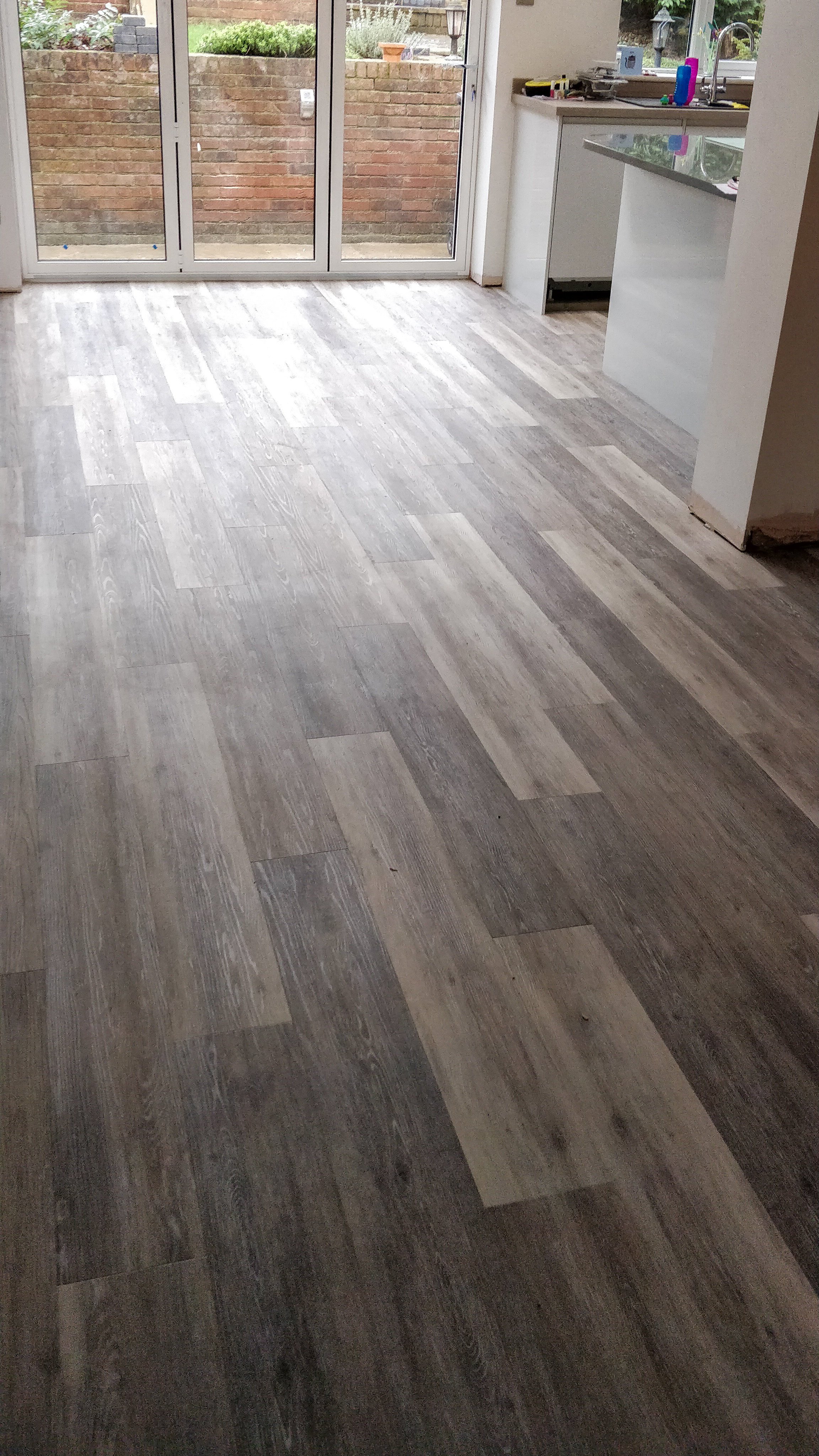 Fusion LVT - Willow Grey Oak-4
