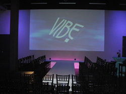 Runway for fashion show rental