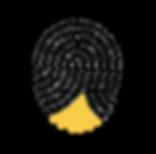 Logo RISE_fingerwave-yellow-thin-transpa