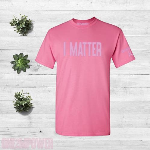 Pink Ribbon I Matter