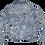 Thumbnail: Pollack Inspired Splattered Design Levis Denim Jackets