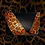 Thumbnail: Cheetah Angular Blocking Clutch Bag