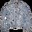 Thumbnail: Pollack Inspired Splattered Design Designer Denim Jackets