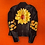Thumbnail: Sunburst Daisy Leather Motorcycle Jacket
