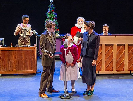 """Miracle on 34th Street"" running Novembe"