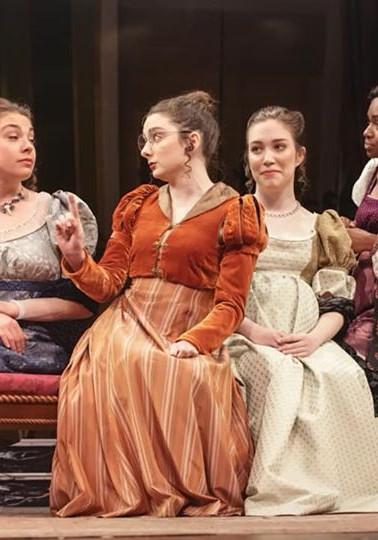 """Miss Bennet: Christmas at Pemberley"" by Lauren Gunderson"