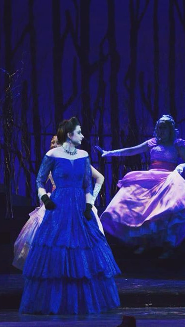 """Into the Woods"" by Stephen Sondheim & James Lapine"