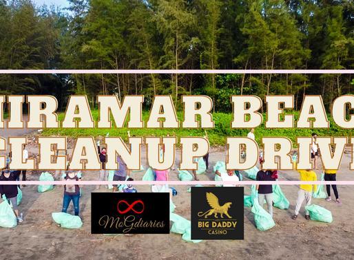 Miramar Beach Cleanup Drive