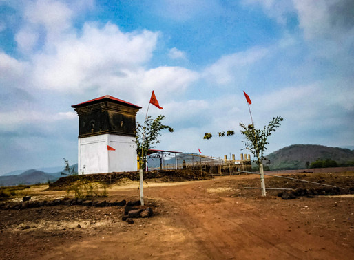 The submerged village Curdi & Transplanted Mahadev temple
