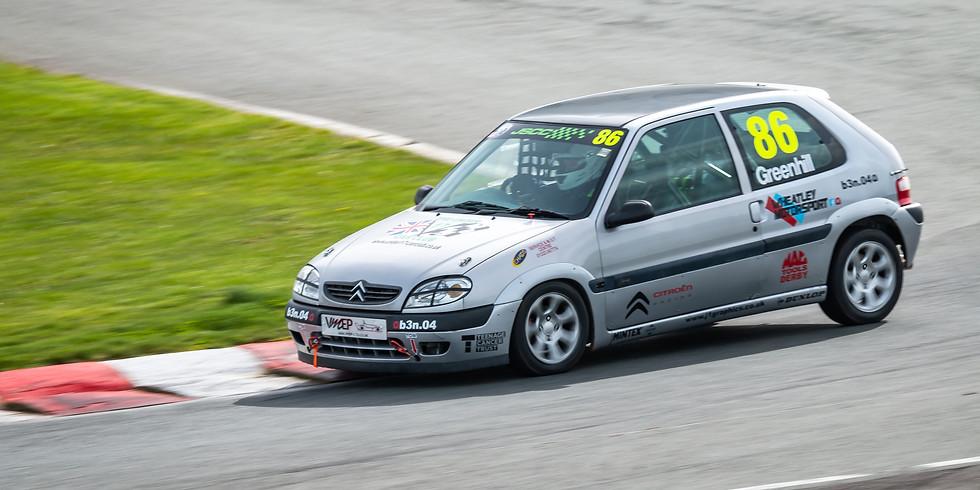 Junior Saloon Car Championship Rounds 3&4 Croft
