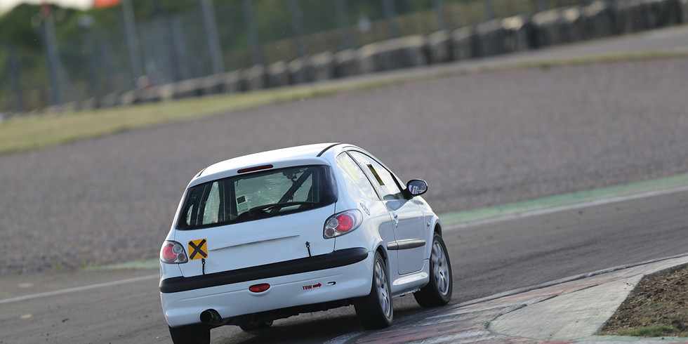 206 GTI Production Cup Rounds 1&2 Snetterton