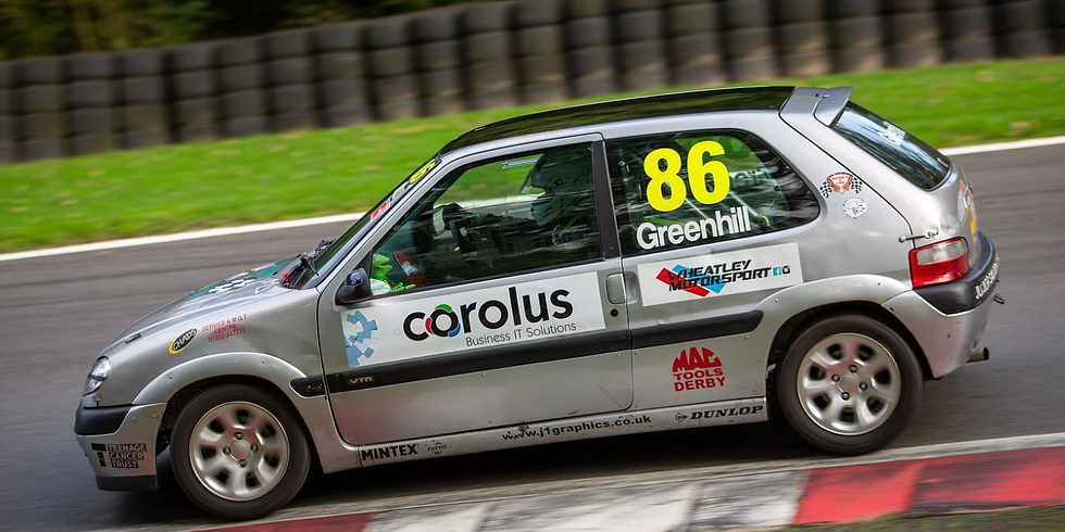 Junior Saloon Car Championship Rounds 1&2 (Cadwell Park)