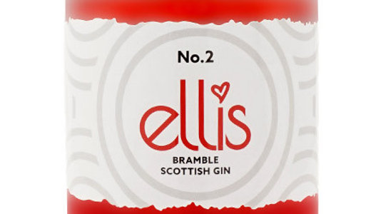 Ellis Gin Scottish Bramble