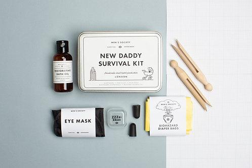 Survival kit voor papa's