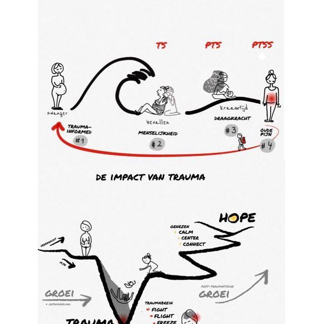 Driedaagse opleiding Trauma en Geboorte