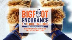 The Bigfoot Endurance 5 & 10 Mile Trail Race