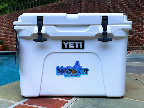 One (1) YETI Tundra 35 Raffle Ticket