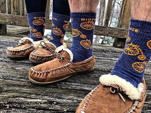 Woolie Boolie High Wheel Socks