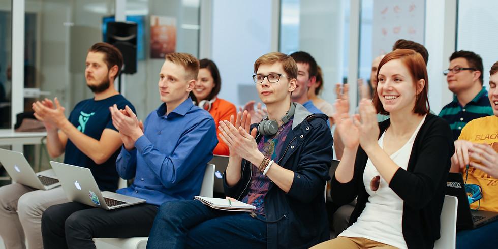 Wix.com benruomenės susitikimas: Kietas tinklapis greitai ir patogiai (1)
