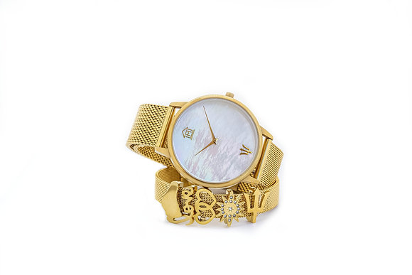 Gold Bella Set