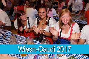 Wiesn Gaudi Fotos 2017
