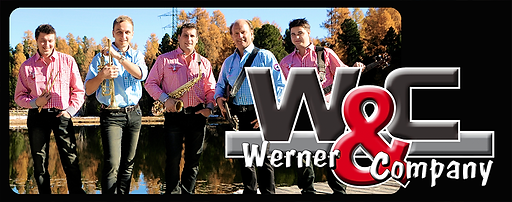 Werner & Company eine der erfolgreichsten Party-Bands Österreichs