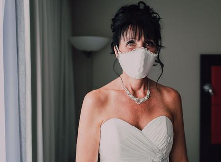 Mariage en temps de pandémie
