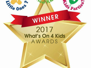 What's On 4 Kids Winner