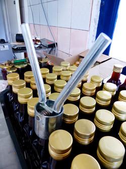 Fermeture des vinaigres