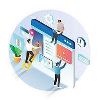 web development for business