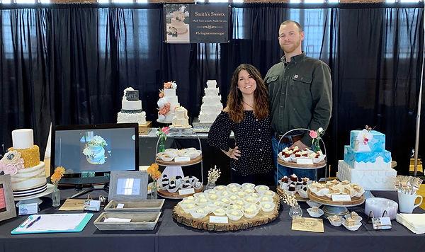Lynchburg Bridal Expo, Fall 2019
