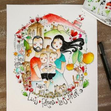 Luis, Pilar e hijos.jpg