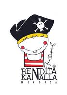 Logo Bendita Knalla Ropa y acccesorios i