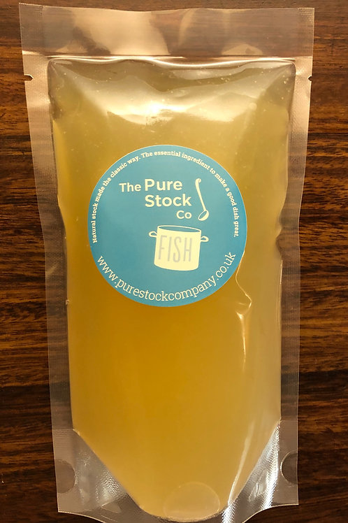 Pure Fish Stock 500ml