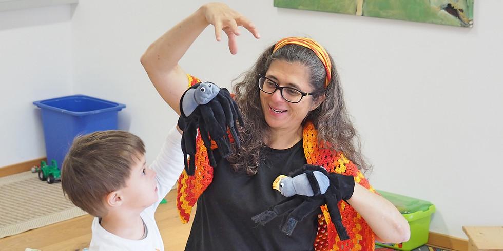 Workshop Handzeichen