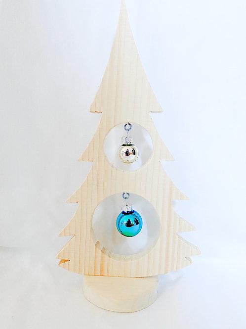 Weihnachtsbäumchen Duo