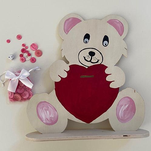 Trödelspiel Teddybär