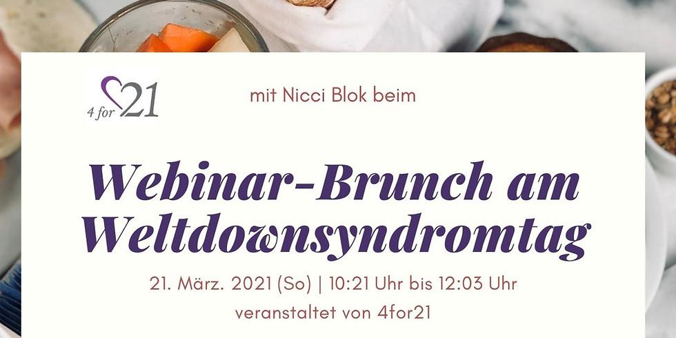 Webinarbrunch mit Nicci Blok