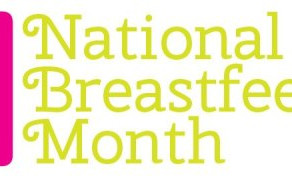 Happy National Breastfeeding Month
