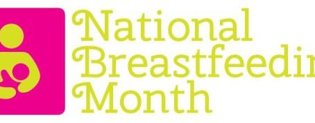Happy National Breastfeeding Month